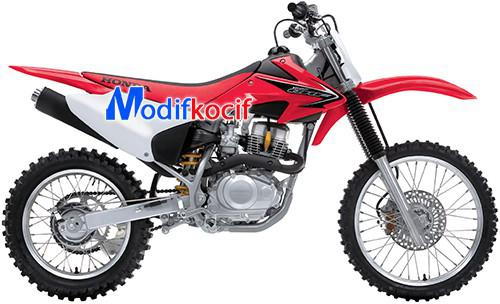 Gambar Modifikasi Motocross Trail Motor Honda 2017