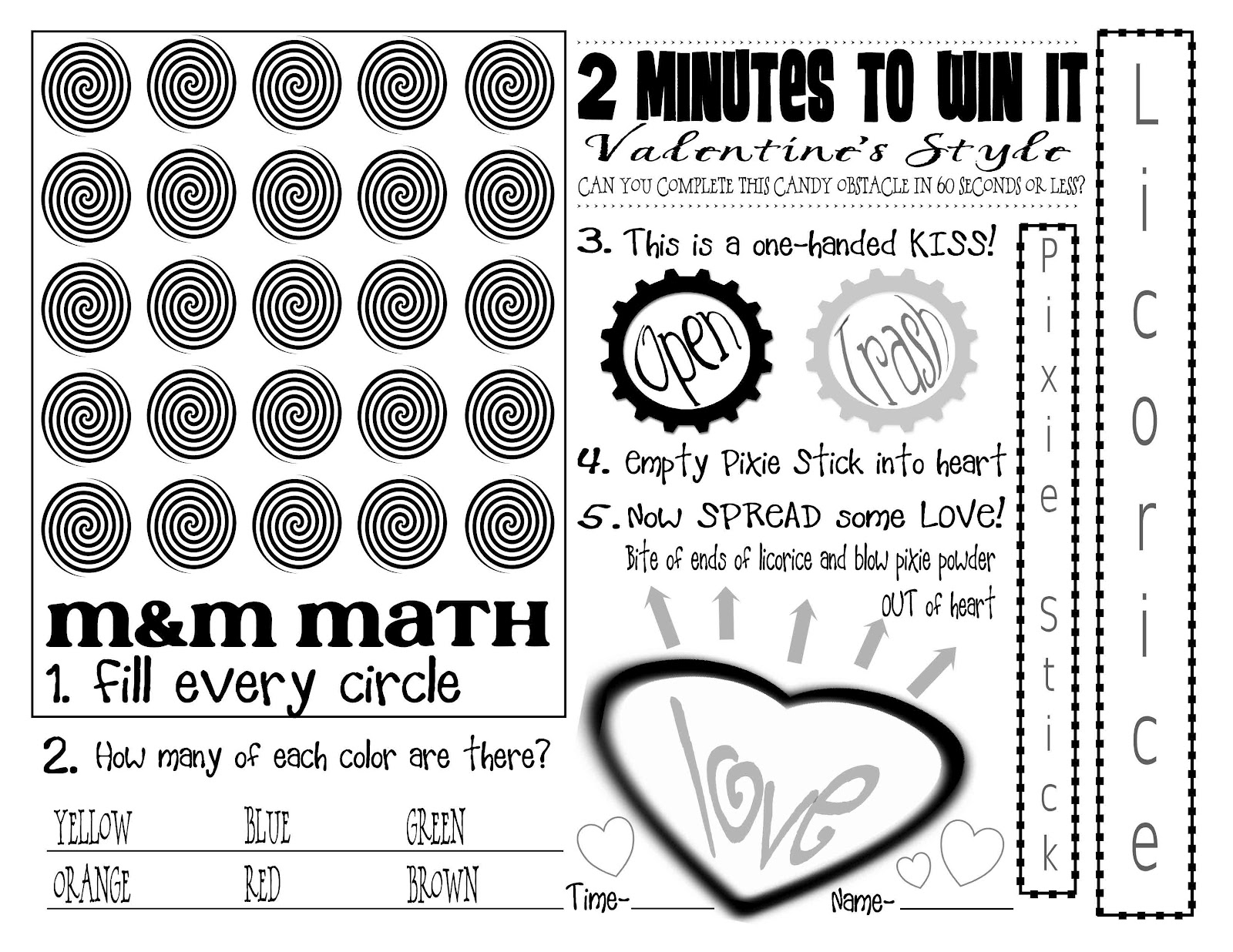 Old Fashioned Minute To Win It Games At Home Ideas Ideas - Home ...