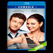 Amigos con beneficios (2011) BRRip 1080p-720p Audio Dual Latino-Ingles