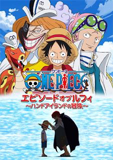 One Piece Hand Island Adventure