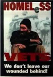 Homeless Vets On Rise...