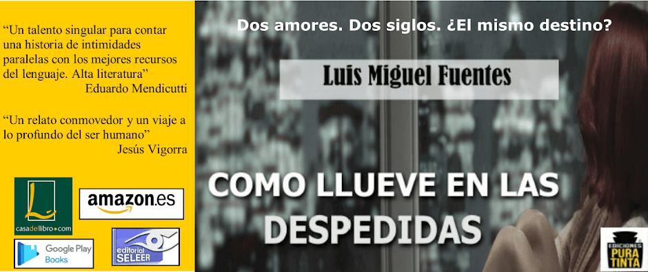 Luis Miguel Fuentes - Columnista y escritor