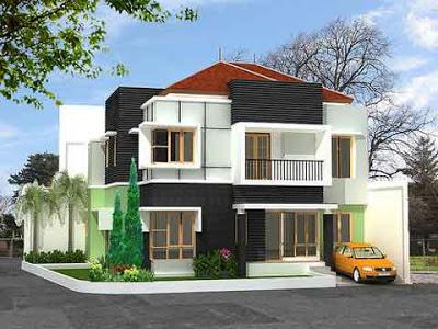 Gambar Desain Rumah Minimalis 02