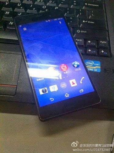 Imágenes filtradas del esperado Sony Xperia Z3