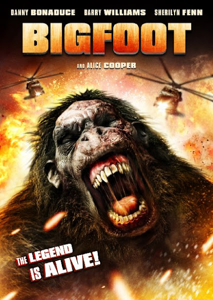 Poster Of Bigfoot 2012 720p BRRip Dual Audio Download And Watch Online