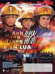 Anh Hùng Trong Biển Lửa 3 Kênh trên TV Full Tập - Buring Flame Iii (2014)