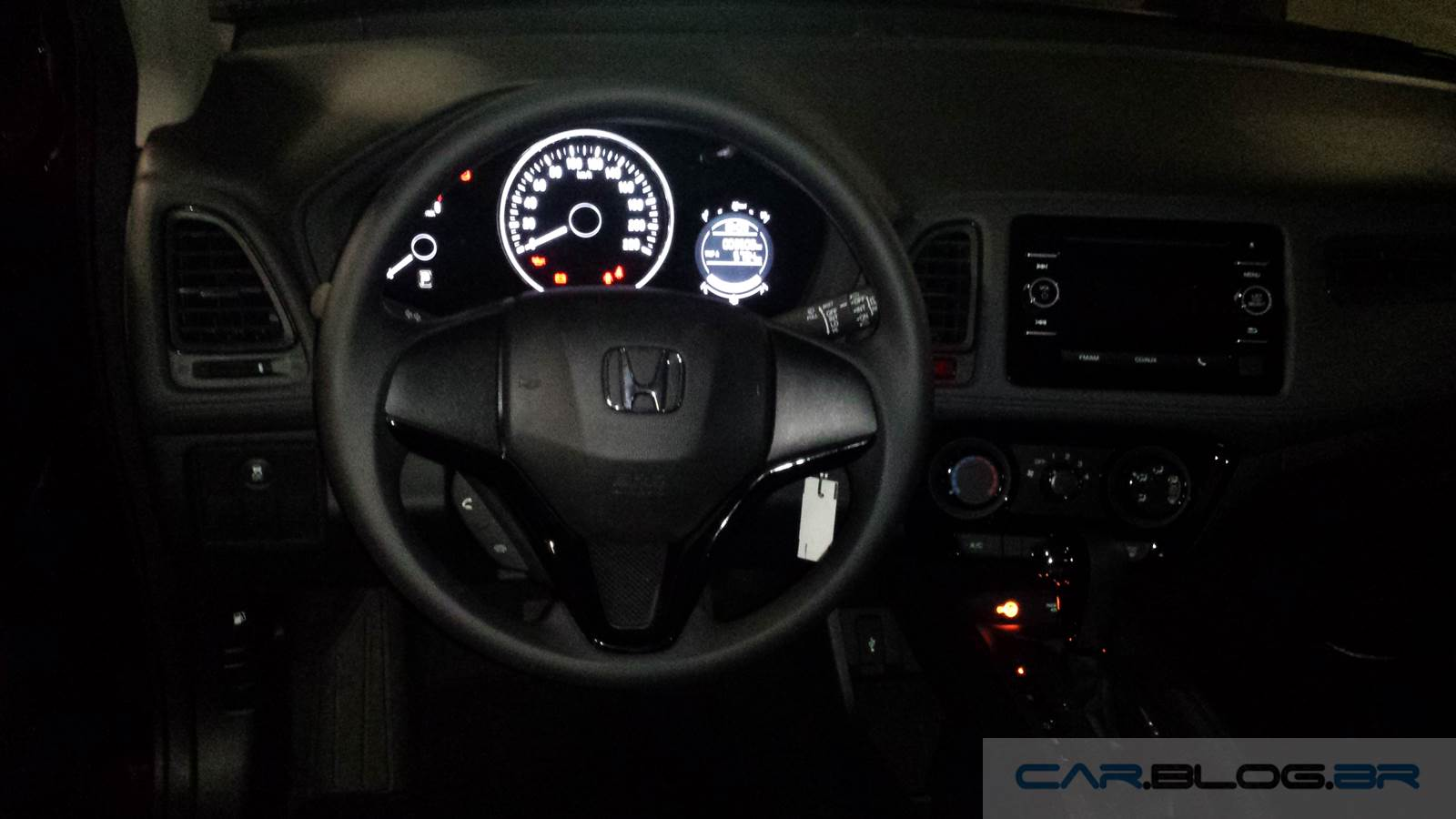 Honda HR-V LX CVT - interior