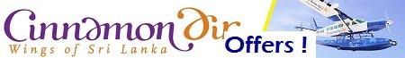 Cinnamon Air - Sri Lankan Air Taxi Service