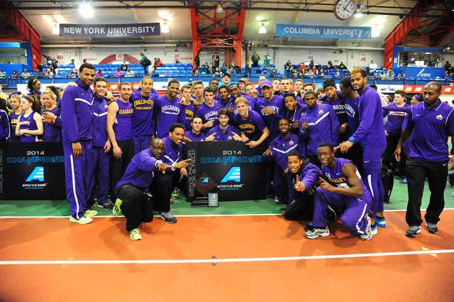 Men's Indoor Track