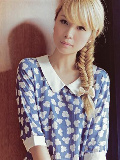 El cofre fashionable braids trenzas de moda - Peinados de trenzas modernas ...