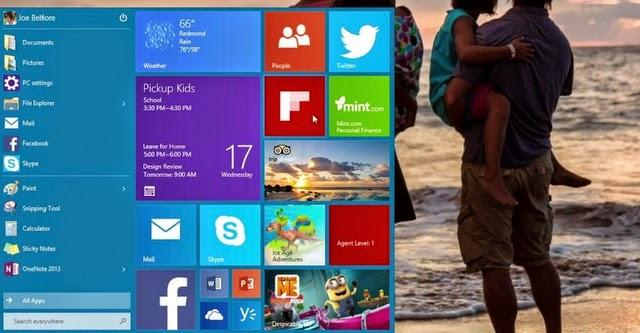 Từ Windows 10, người dùng sẽ được nâng cấp miễn phí