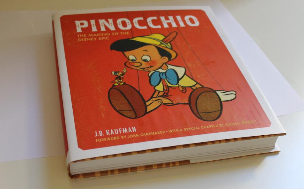 Pinocchio e l epica disney il nuovo libro di j b kaufman