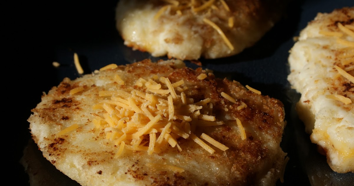 Moments with the Montano's: Panko Crusted Mashed Potato Pancakes