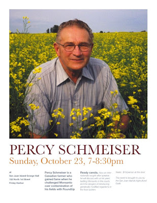 PERCY SCHMEISER - A BRAVE EXAMPLE WE CAN FOLLOW