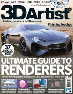 3D Artist Magazine Issue 41 2012