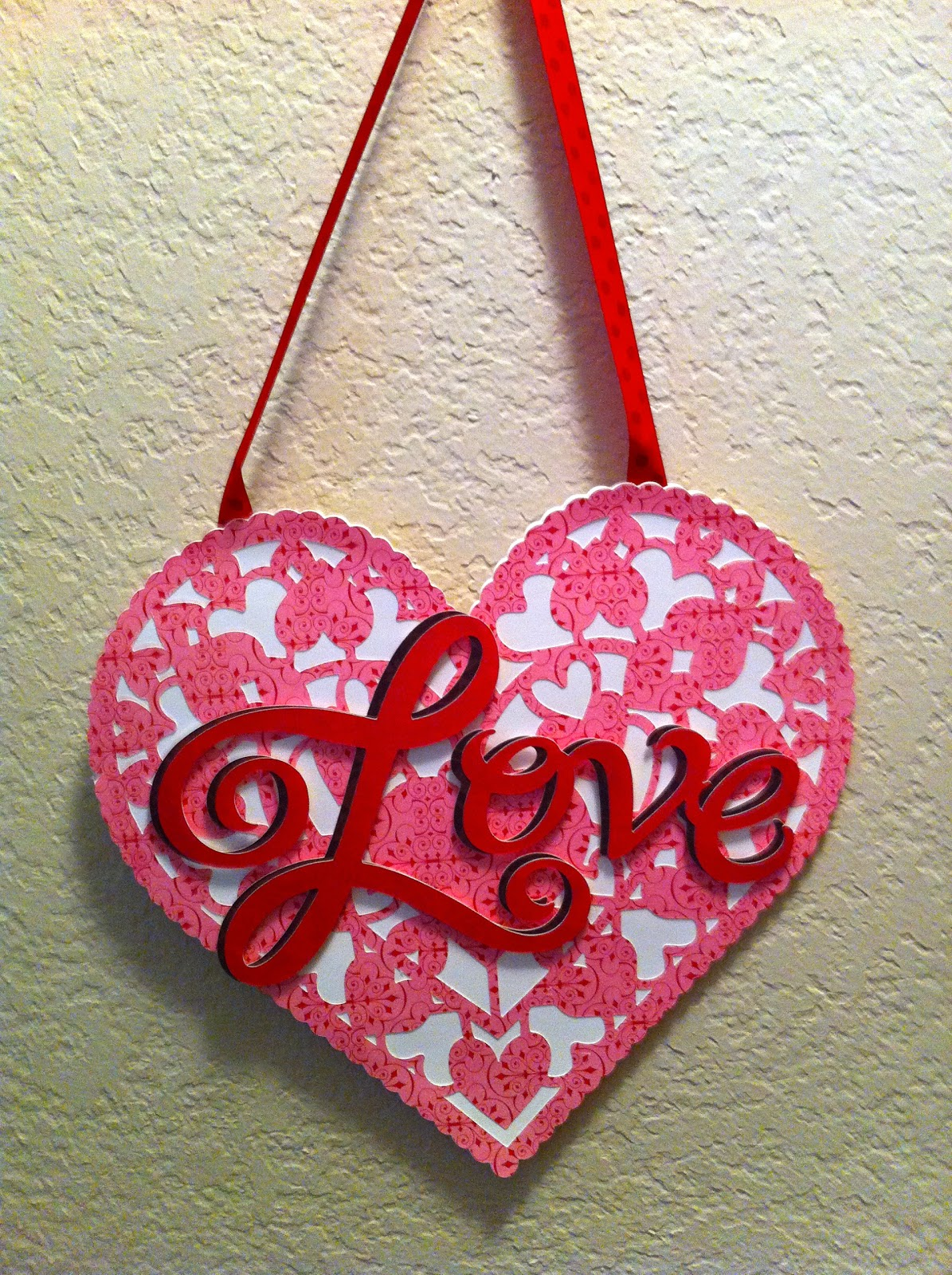 Obsessed with Scrapbooking February 2013 – Cricut Valentines Cards