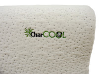 Bamboo Charcoal infused pillow