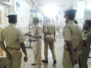General hospital, Drunken, Clash, Arrest, Kasaragod, Kerala, Malayalam news, Kasargod Vartha, Kerala News, International News, National News, Gulf News, Health News, Educational News, Business News, Stock news, Gold News.