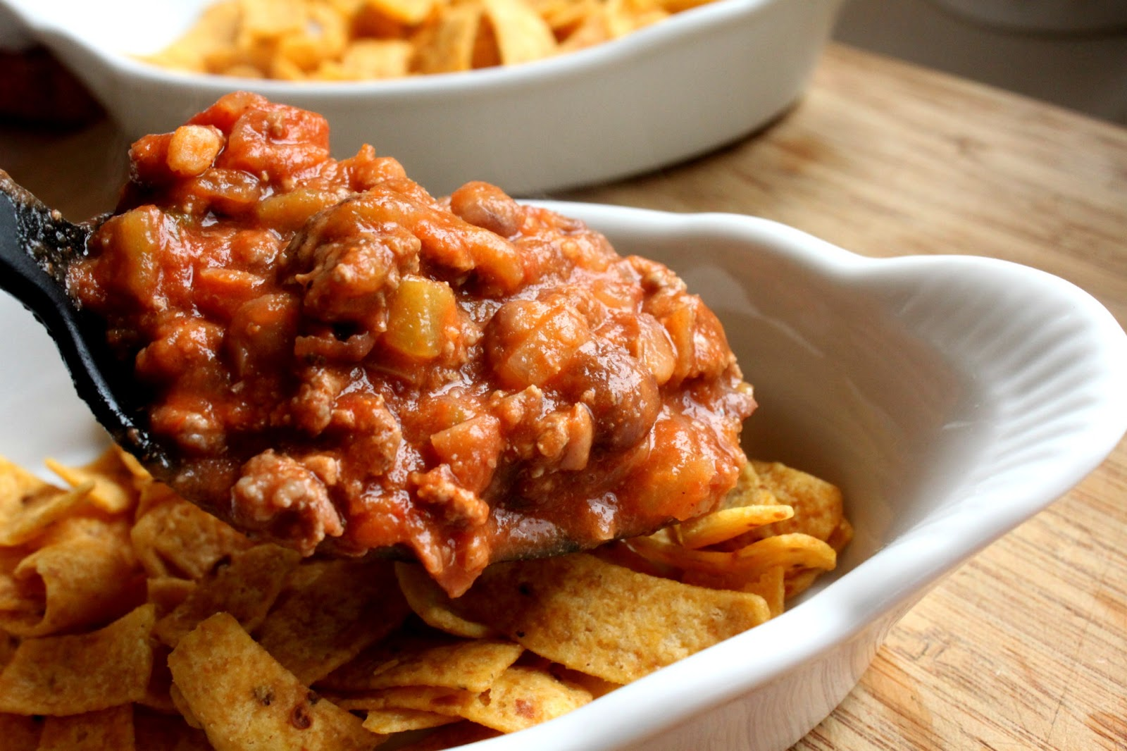 Feast for the Eyes: Frito Chili Pie