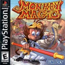 Free Download Games Monkey Magic PSX ISO Untuk KOmputer Full Version Gratis Unduh Dijamin Work ZGASPC