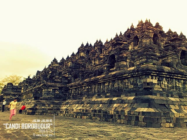 Borobudur, Magelang, Jawa Tengah