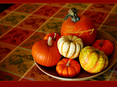 Free Thanksgiving PowerPoint Background 21