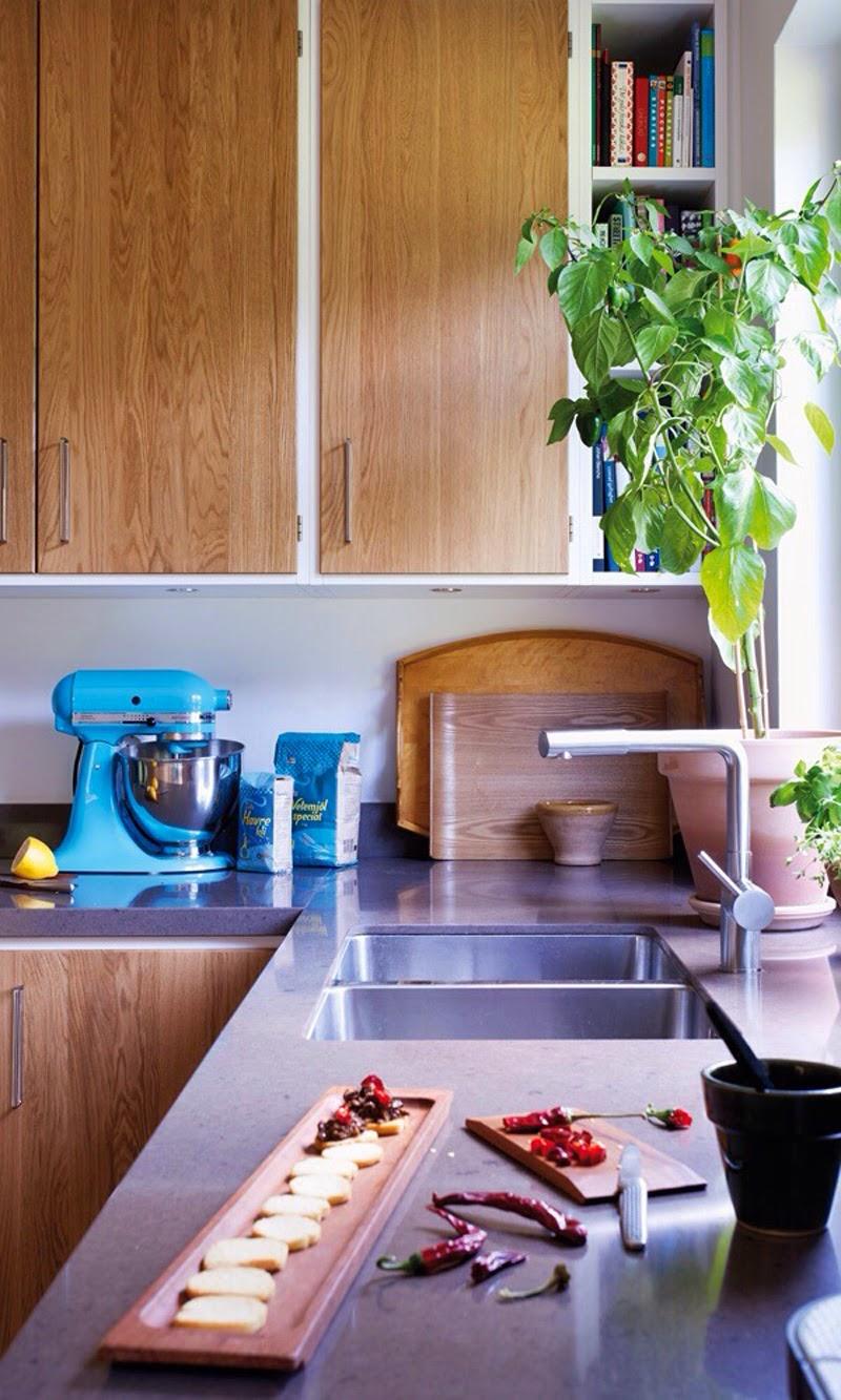 Köksblandare med utdragbar pip