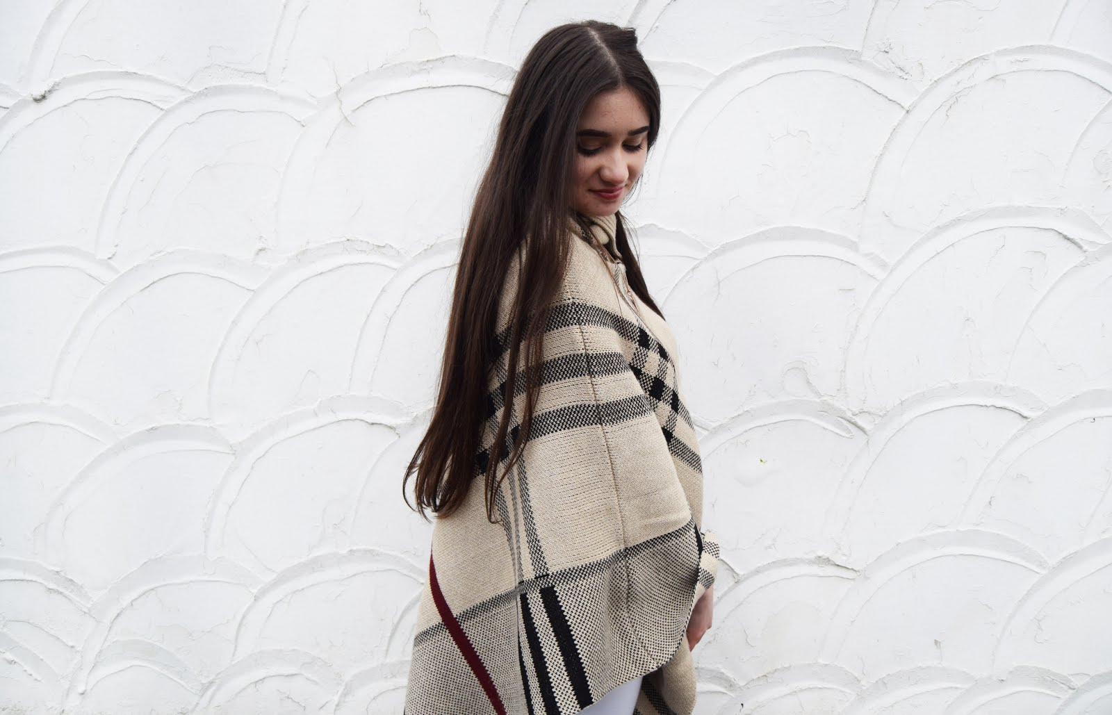 Winter must have - The poncho