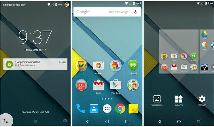 lindungi File Data Android 5.0 anda Dengan Cara Enkripsi