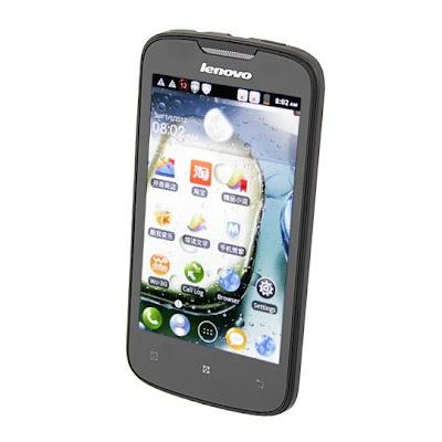 Lenovo A690, Handphone Android 3G