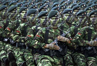 Komando Strategis Angkatan Darat (KOSTRAD)