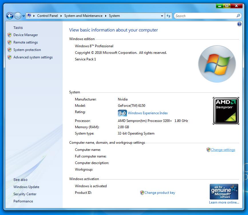 crack windows 7 dengan jamu kuat unik computer