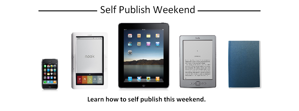 Self Publish Weekend