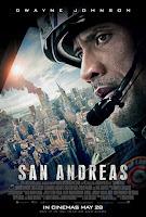 San Andreas movie poster malaysia warner