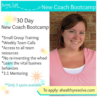 New Coach Bootcamp