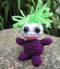 2000 Free Amigurumi Patterns: Free Joker doll crochet ...