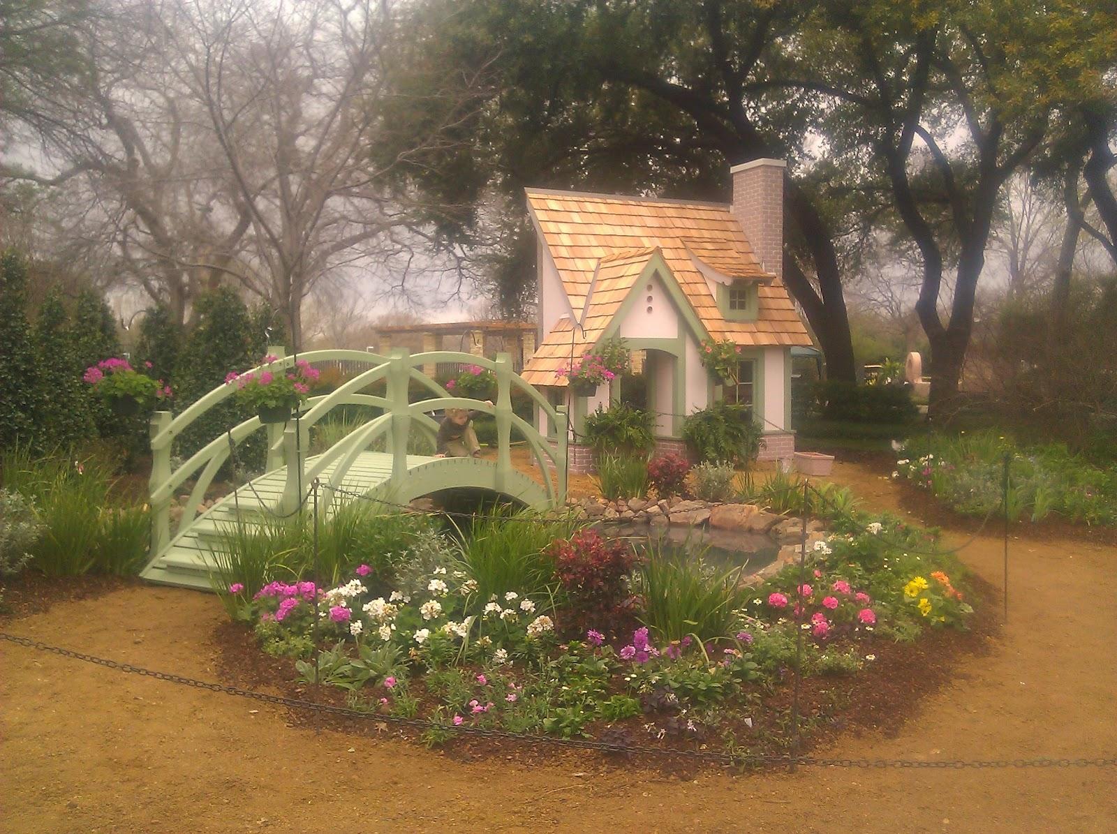 macaroni & cheese: Friday Field Trip: Dallas Arboretum