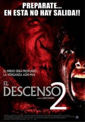 El Descenso 2 2009 | DVDRip Latino HD Mega