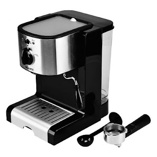 Mesin pembuat kopi Sigmatic Coffee Maker SCFM 100SS