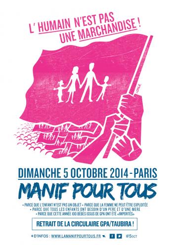 Le 5 octobre, à Paris