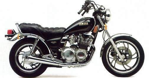 Lucky and Wild Motorcycles: XJ 650 Cafe Racer parts list ... Yamaha Parts