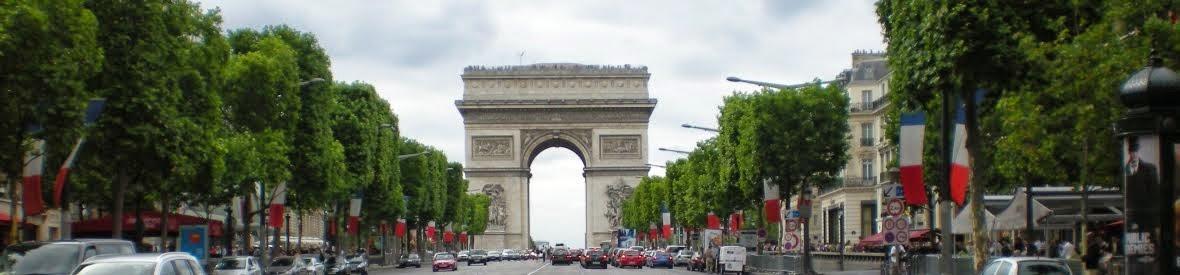 <center>Paris - Ile de France</center>