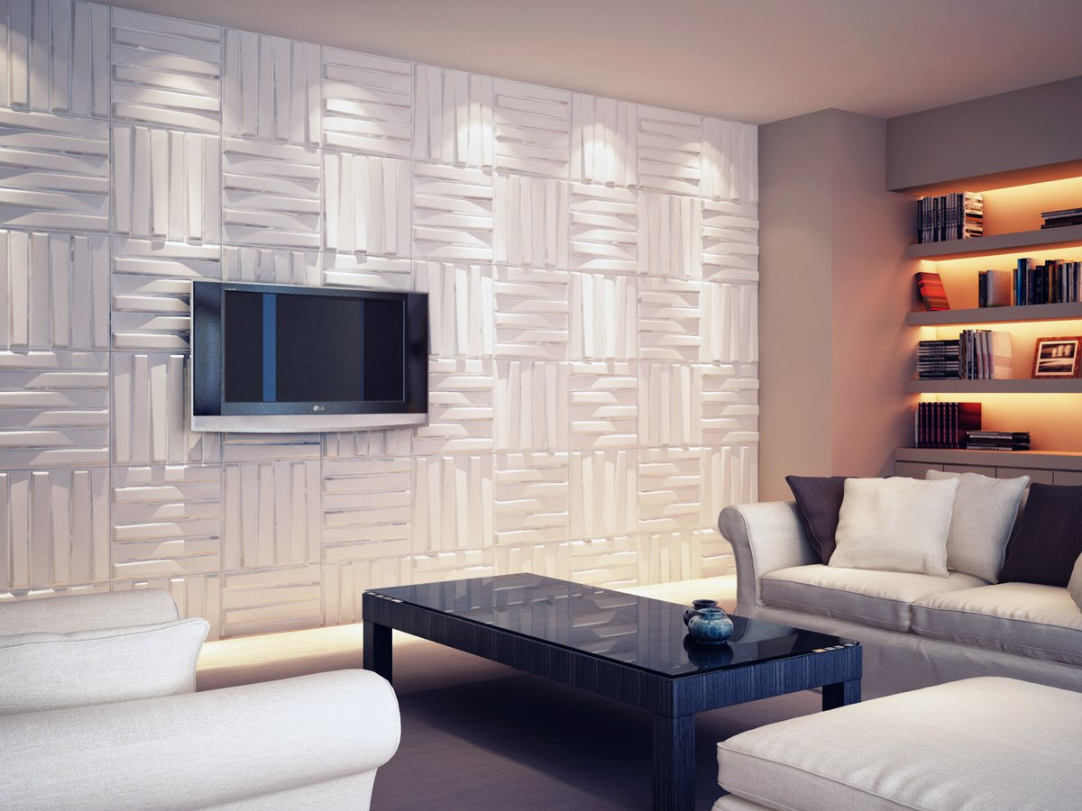 3d board wall panel by kreativ hauz 3d board ideas - Wall Board Ideas