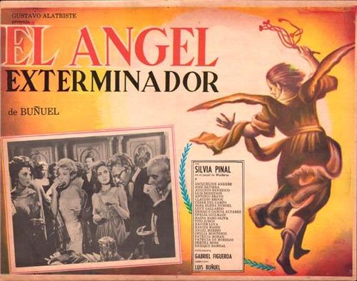 l-angelo-steminatore-luis-bunuel