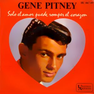Gene Pitney Sings Just For You