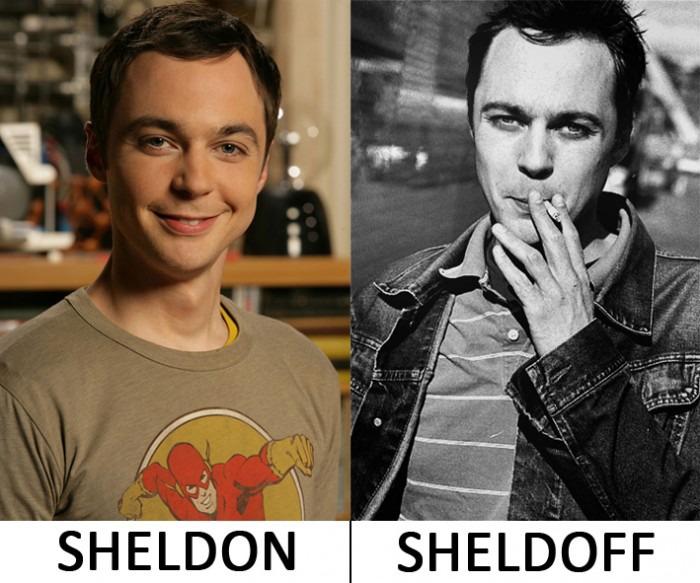 Sheldon - Sheloff