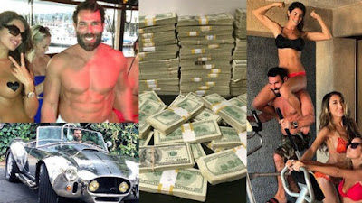 Tiga Raja Instagram Paling Tajir di Dunia