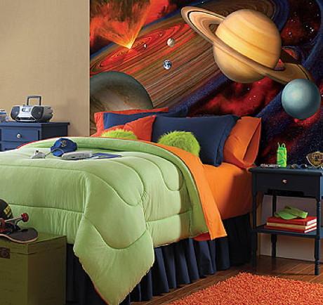 dormitorios para ni os tema universo dormitorios con estilo