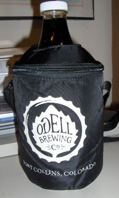 Odell Brewing Growler