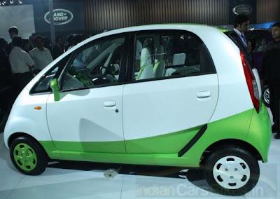 Tata Nano CNG,Tata Nano,Tata Nano CNG in Auto Expo 2012,Tata Nano CNG 2012
